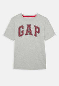 GAP - BOYS NEW ARCH SCREEN - Print T-shirt - light heather grey - 0