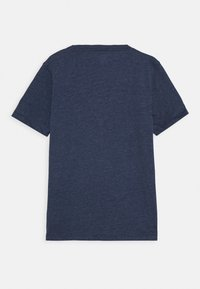 GAP - BOYS NEW ARCH SCREEN - T-shirt con stampa - navy heather - 1
