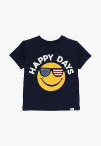 GAP - TODDLER BOY GRAPHIC TEE - Triko s potiskem - elysian blue - 2