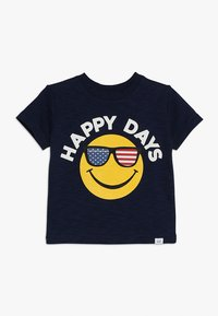 GAP - TODDLER BOY GRAPHIC TEE - Triko s potiskem - elysian blue - 0