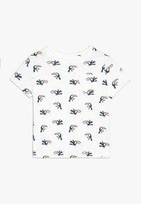 GAP - TODDLER BOY - T-shirt print - new off white - 0