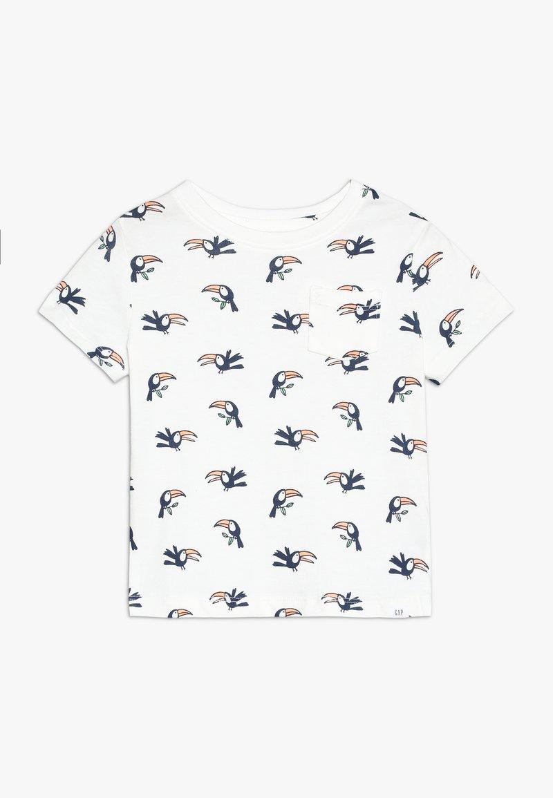 GAP - TODDLER BOY - T-shirt print - new off white