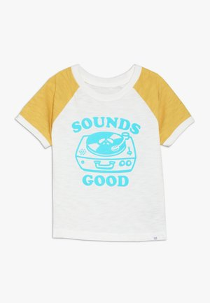 TODDLER BOY BETTER GRAPHICS - T-shirt print - new off white