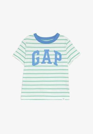 TODDLER BOY LOGO - Print T-shirt - green