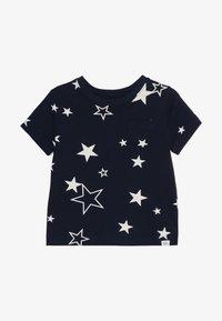 GAP - TODDLER BOY MAY PRINT  - Camiseta estampada - navy - 2