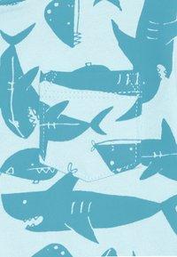 GAP - TODDLER BOY TEE - T-shirt z nadrukiem - dockside blue - 3
