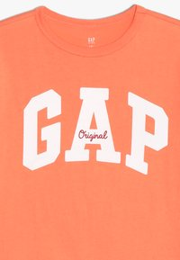 GAP - BOY MAY - Triko spotiskem - jos orange - 3