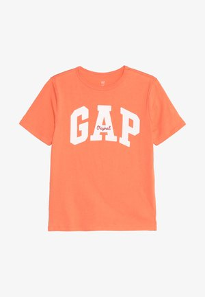 BOY MAY - T-shirt imprimé - jos orange