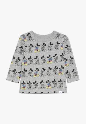MICKEY MOUSE TODDLER BOY PRINT - Långärmad tröja - light heather grey