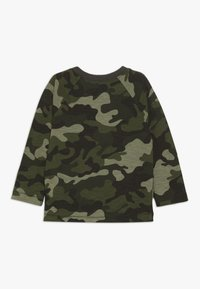 GAP - TODDLER BOY HENLEY - Longsleeve - olive - 1