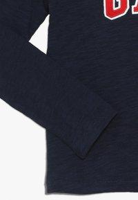 GAP - BOY  - Maglietta a manica lunga - tapestry navy - 2