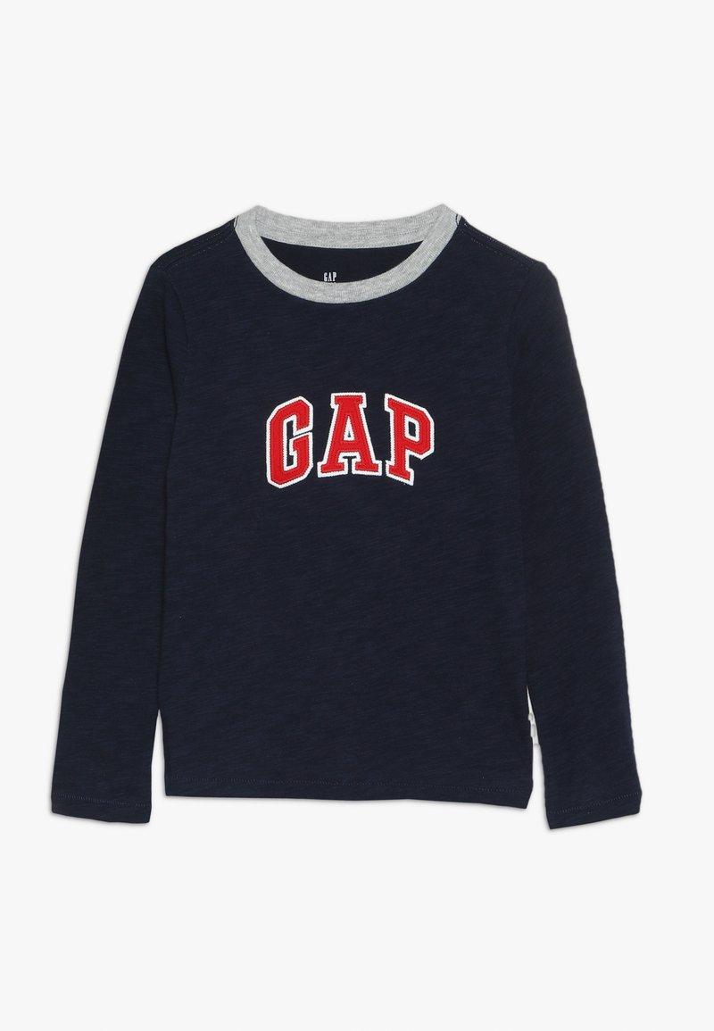 GAP - BOY  - Maglietta a manica lunga - tapestry navy