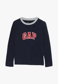 GAP - BOY  - Maglietta a manica lunga - tapestry navy - 3