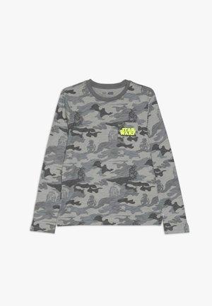 BOY TEE - Top sdlouhým rukávem - grey