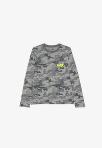 GAP - BOY TEE - Maglietta a manica lunga - grey - 4