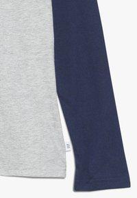 GAP - BOY  - Top sdlouhým rukávem - light heather grey - 3
