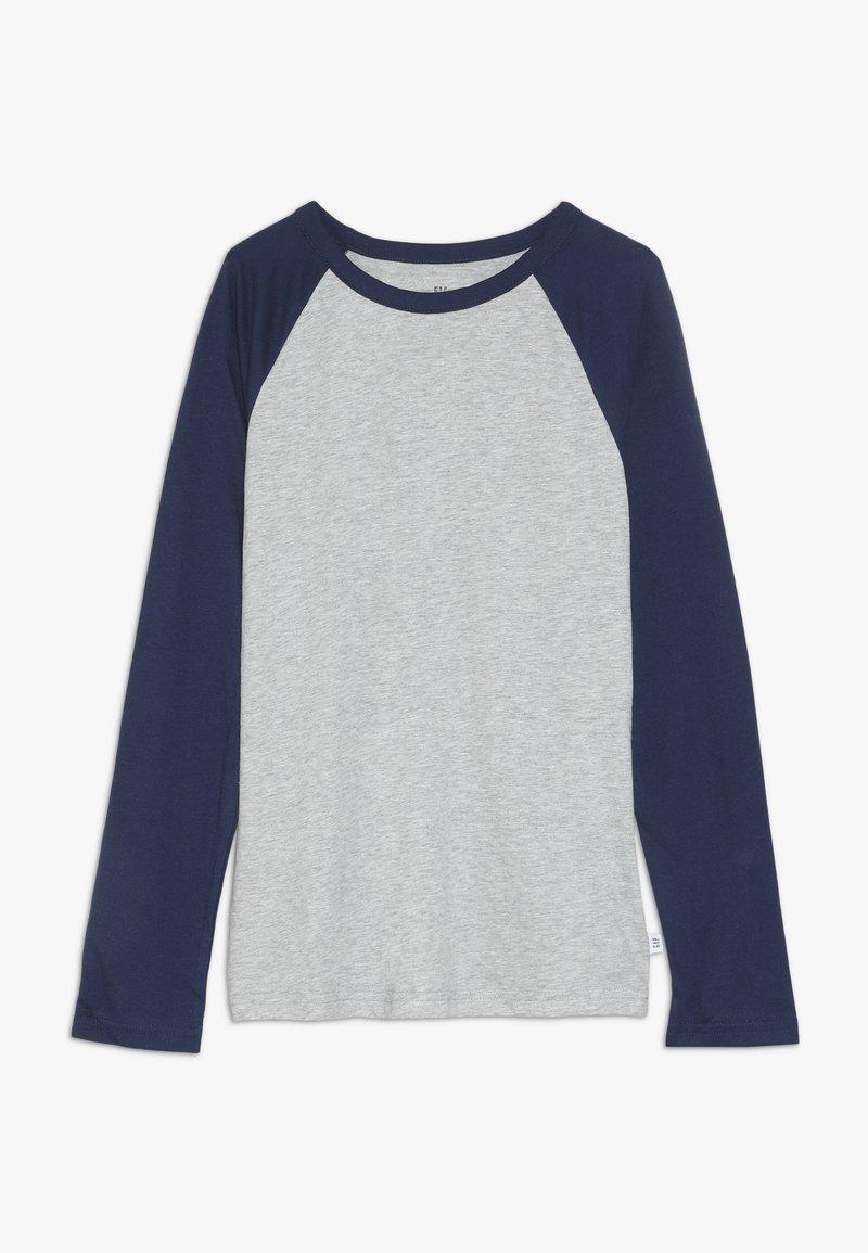 GAP - BOY  - Top sdlouhým rukávem - light heather grey