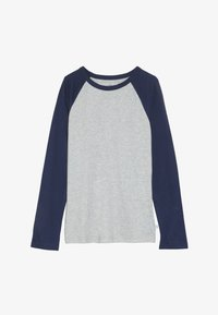 GAP - BOY  - Top s dlouhým rukávem - light heather grey