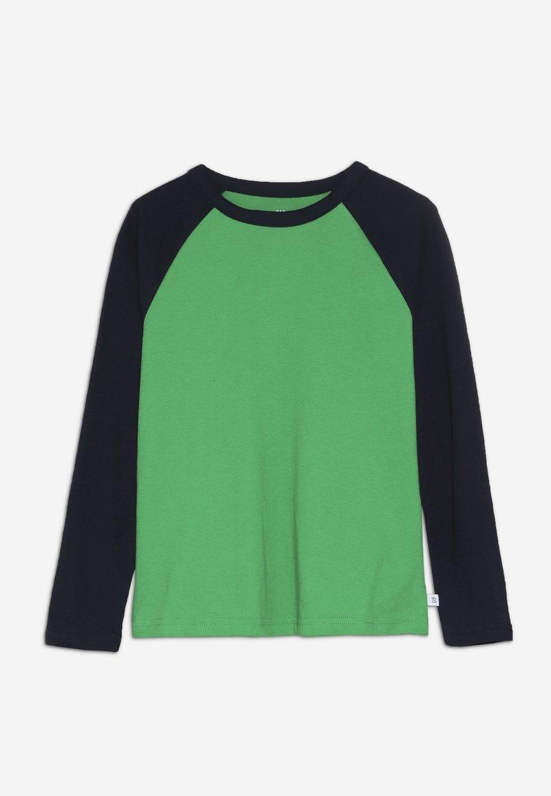GAP - BOY  - Pitkähihainen paita - lush green