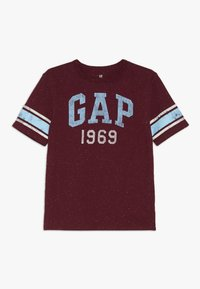 GAP - BOY - T-shirt print - red delicious - 0
