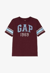 GAP - BOY - T-shirt print - red delicious - 2
