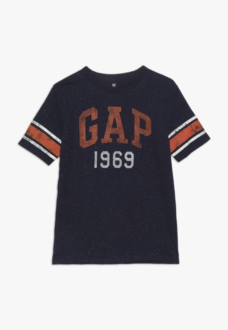 GAP - BOY - T-Shirt print - tapestry navy