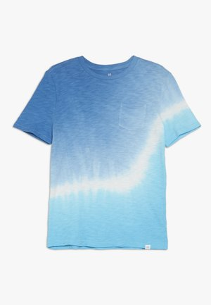 BOY FLIP - Triko spotiskem - chrome blue