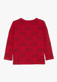 GAP - TODDLER BOY PRINT - Bluzka z długim rękawem - modern red - 1
