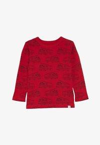GAP - TODDLER BOY PRINT - Bluzka z długim rękawem - modern red - 2