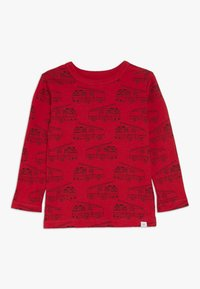 GAP - TODDLER BOY PRINT - Bluzka z długim rękawem - modern red - 0
