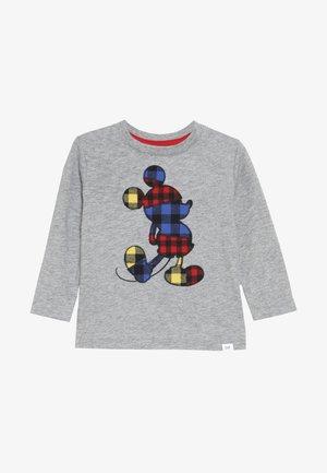 MICKEY MOUSE TODDLER BOY - Bluzka z długim rękawem - charcoal grey