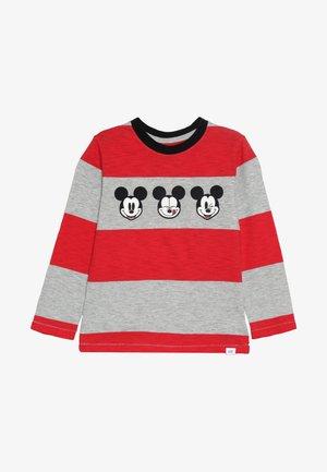 MICKEY MOUSE TODDLER BOY - Långärmad tröja - light heather grey