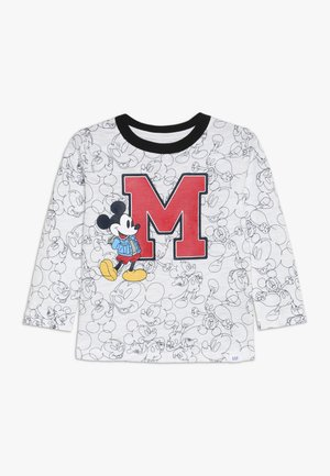 MICKEY MOUSE TODDLER BOY - T-shirt à manches longues - new off white