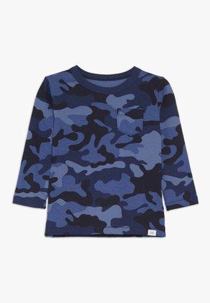 TODDLER BOY PRINT  - Long sleeved top - blue