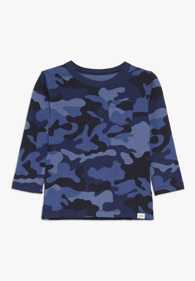 TODDLER BOY PRINT  - Langærmede T-shirts - blue