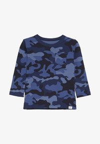 GAP - TODDLER BOY PRINT  - Long sleeved top - blue