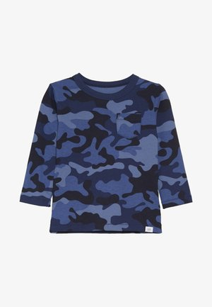 TODDLER BOY PRINT  - T-shirt à manches longues - blue