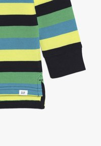 GAP - TODDLER BOY STRIPE - Polo - lush green - 4
