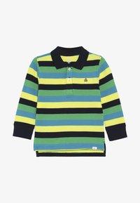 GAP - TODDLER BOY STRIPE - Polo - lush green - 3