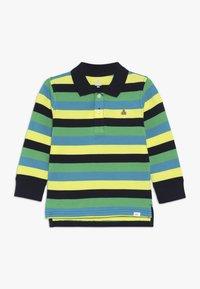 GAP - TODDLER BOY STRIPE - Polo - lush green - 0