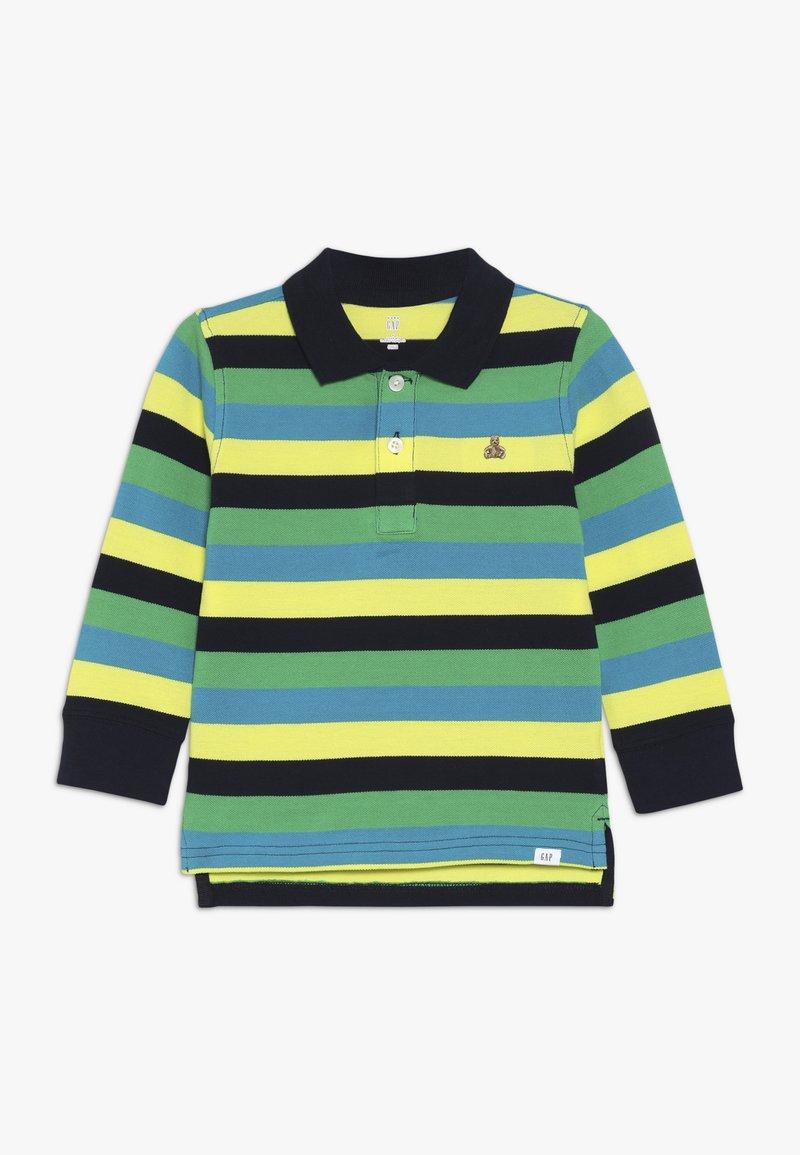GAP - TODDLER BOY STRIPE - Polo - lush green