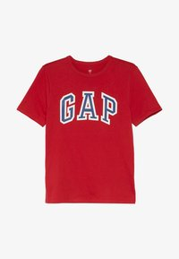 GAP - BOY - T-shirt print - modern red - 2
