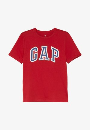 BOY - T-shirt print - modern red