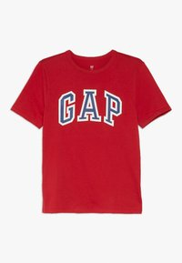 GAP - BOY - T-shirt print - modern red - 0
