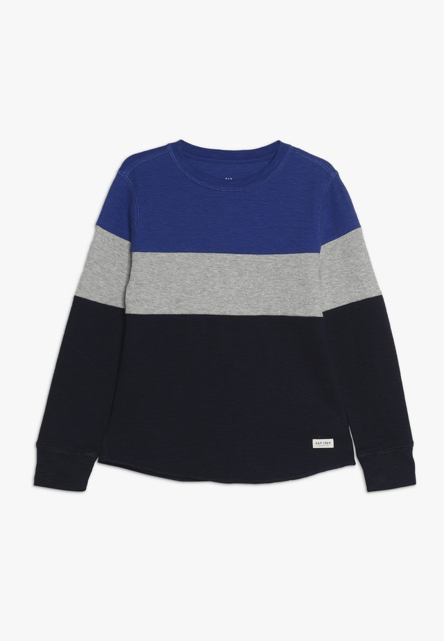 BOY - Long sleeved top - blue/navy