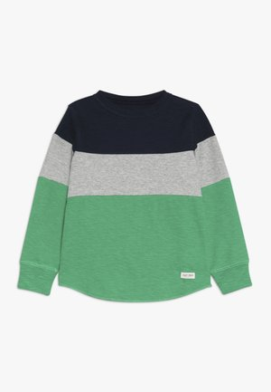 BOY - Long sleeved top - navy green