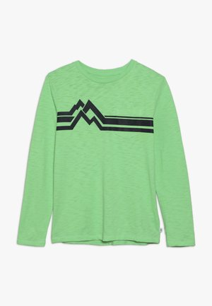 BOY - Langærmede T-shirts - neon lime green