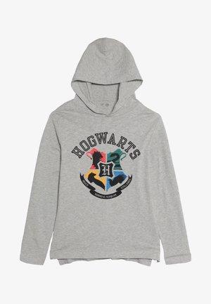 BOY HARRY POTTER - Hoodie - light heather grey