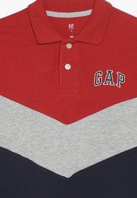 GAP - BOY LOGO - Polo shirt - modern red - 4