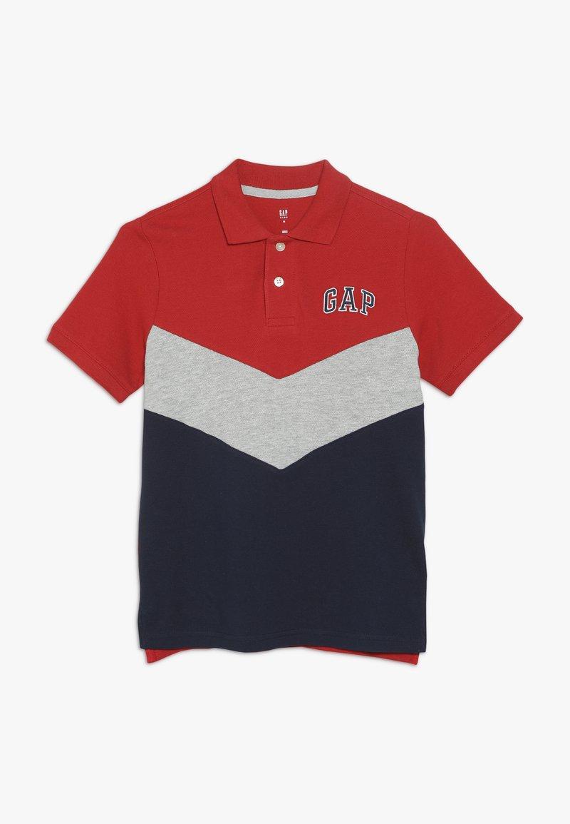 GAP - BOY LOGO - Polo shirt - modern red